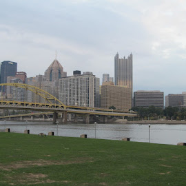 Pittsburgh, Pennsylvania by Tina Marie - City,  Street & Park  Historic Districts (  )