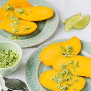 Mango Basil Recipes