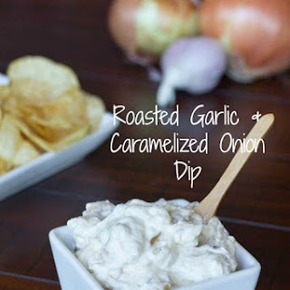 Roasted Garlic And Onion Dip Recipes