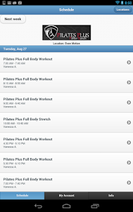Pilates Plus Porter Ranch - screenshot