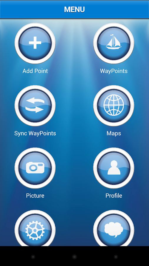 Marine Navigation Screenshot 1