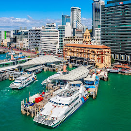 Auckland, New Zealand by Barry Ooi - Landscapes Travel