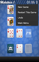 Screenshot of Grid Solitaire