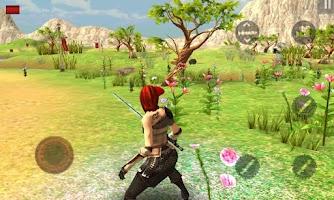 Screenshot of The Runes Guild Beginning LITE