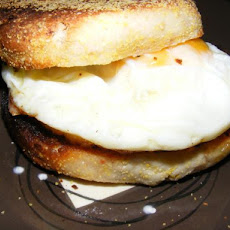 Bacon English Muffins
