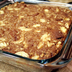 Banana Oat Bread Pudding