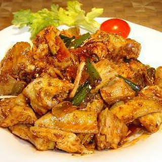 Chinese Hot Spicy Chicken Recipes