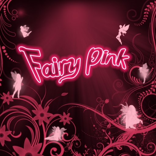 Fairy Pink Go Contacts LOGO-APP點子