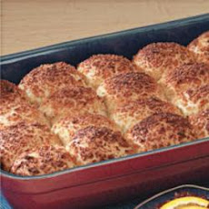 French Onion Pan Rolls