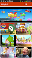 Screenshot of Kids Pind: Kids Videos, Rhymes