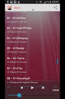 Screenshot of Holy Quran - Al Sudais
