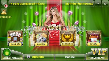 Screenshot of Vua Bai - Tien Len Mien Nam