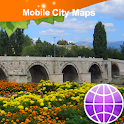 Skopje Street Map icon