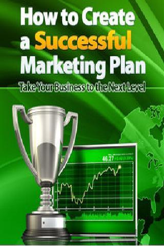 Successful Marketing Plan