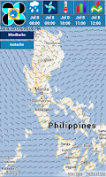 Screenshot of PAGASA-NEWS