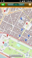 Screenshot of Paris Offline Map Travel Guide