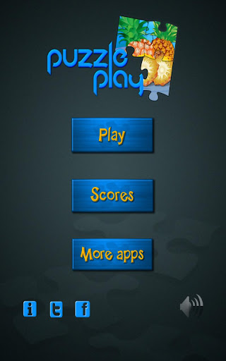 Puzzle Play Fruits