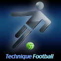 Technique Football icon