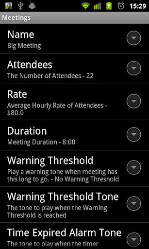 免費生產應用App|Meeting Timer|阿達玩APP