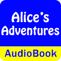 Alice's Adventures: Audio Book icon