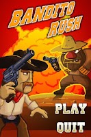 Screenshot of Bandito Rush