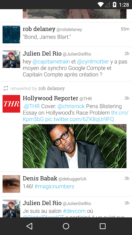 Plume for Twitter Screenshot 4