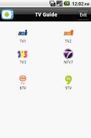 Screenshot of TV Guide