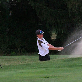 Perfection....... by Steve Adelman - Sports & Fitness Golf