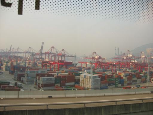 Największy port kontenerowy świata