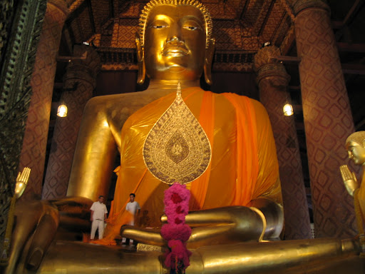 Wielki Budda - Ayutthaya