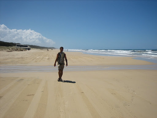 Spacerek po Fraser Island - nie polecam