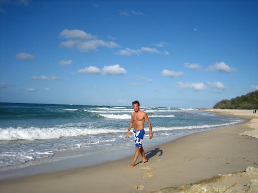 Plaże w okolicach Brisbane