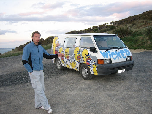 Jest to sposób na podróżowanie po Aus i po NZ