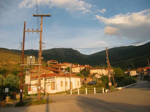 Spokojna wieś, z dala od cywilizacji