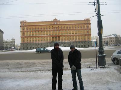 KGB - zmieniamy szyld i jedziemy dalej - FSB