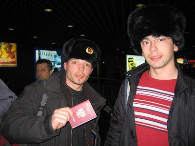 Moskwa i my