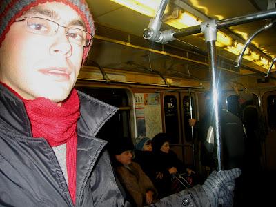 Dodatkowe ocieplenie w moskiewskim metrze niezbędne