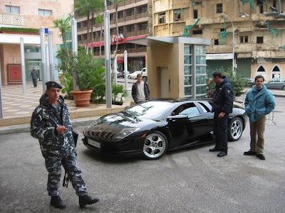 Libańskie realia