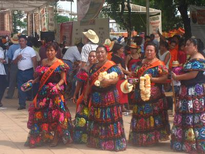 Meksykańskie kobiety