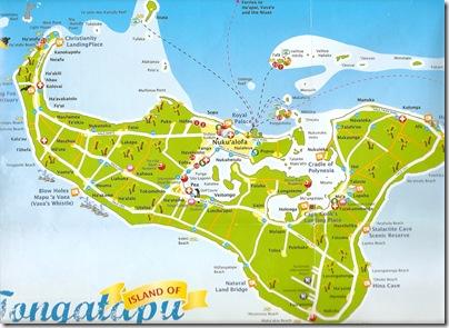 TONGATAPU mao