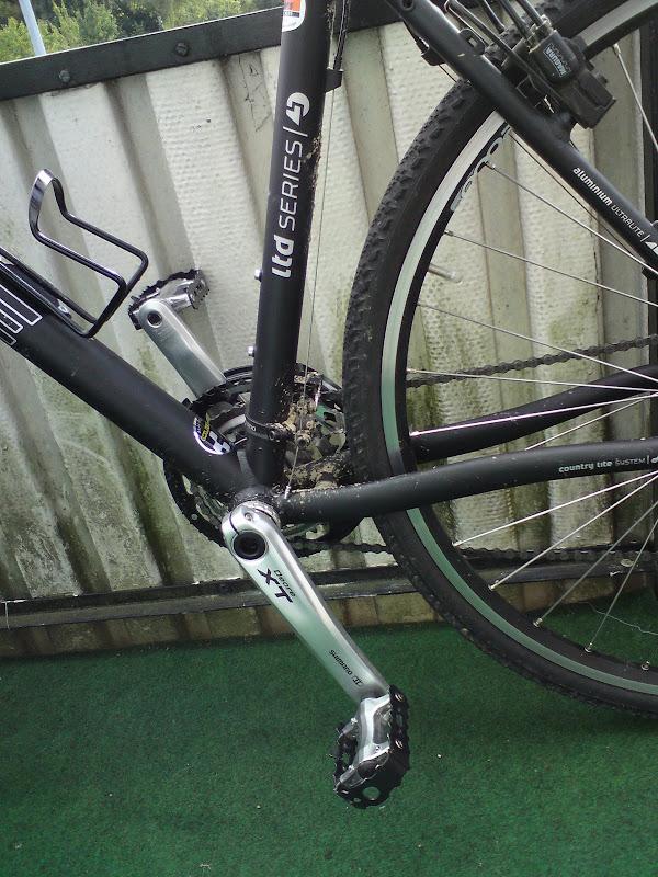 mein bike cube ltd cls. Black Bedroom Furniture Sets. Home Design Ideas