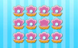 Screenshot of Kids Game-Crazy Seashells