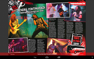 Screenshot of METAL HAMMER