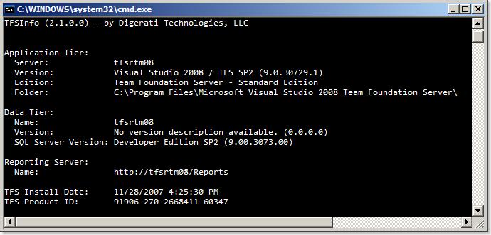 TFSInfo_v2.1.0.0