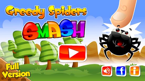 Free Greedy Spiders Smash Free APK for Windows 8