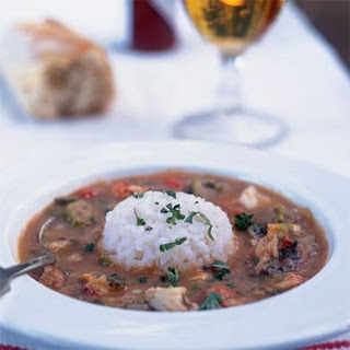 Gramercy Crawfish Gumbo