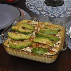 Chicken Avocado Casserole