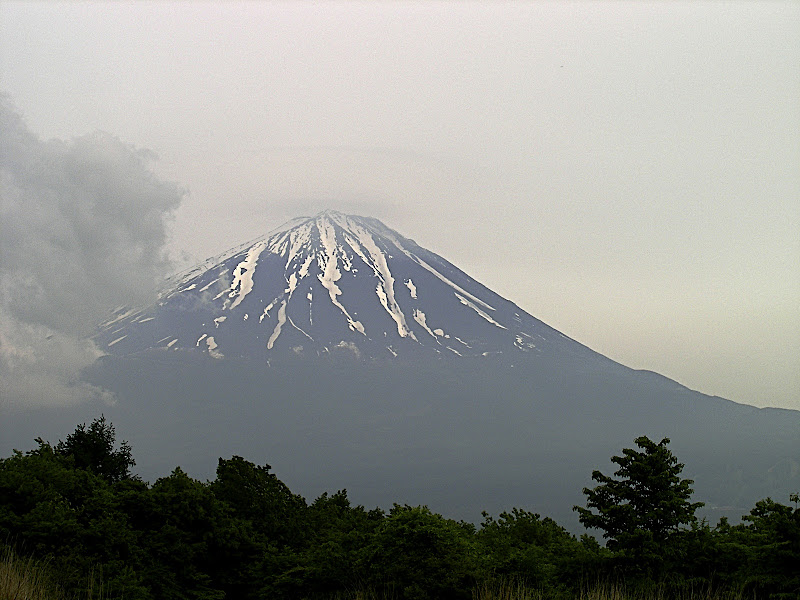 Mt. Fuji from Ashiwadayama 03
