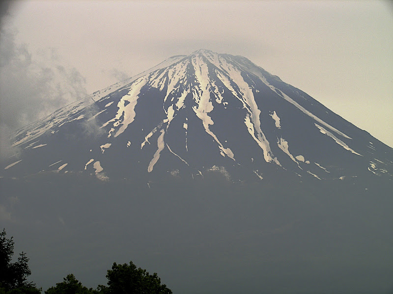 Mt. Fuji from Ashiwadayama 04