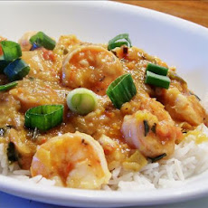Shrimp Etouffeé